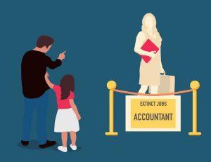 futuro de la contabilidad profesiones en declive